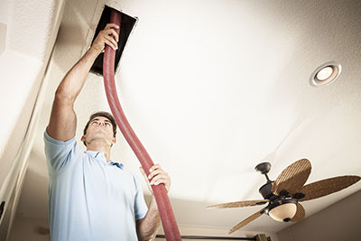 Residential Air Duct Cleaning in San Bruno